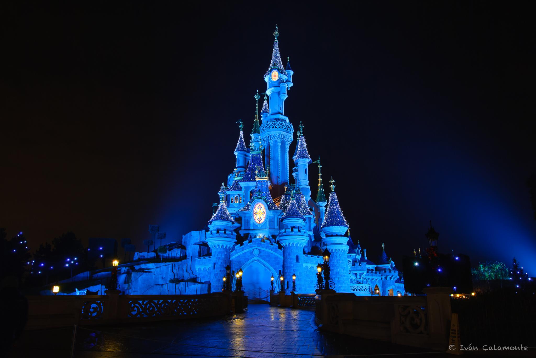 Un castillo diferente