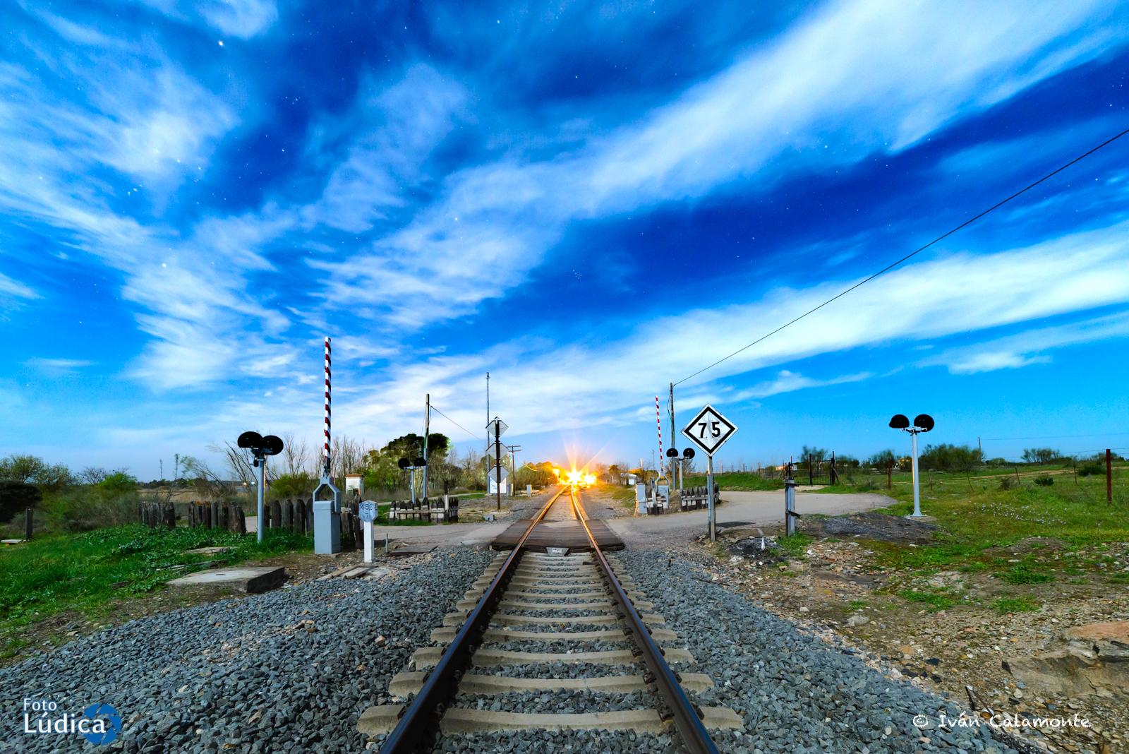 Estación de Aljucén