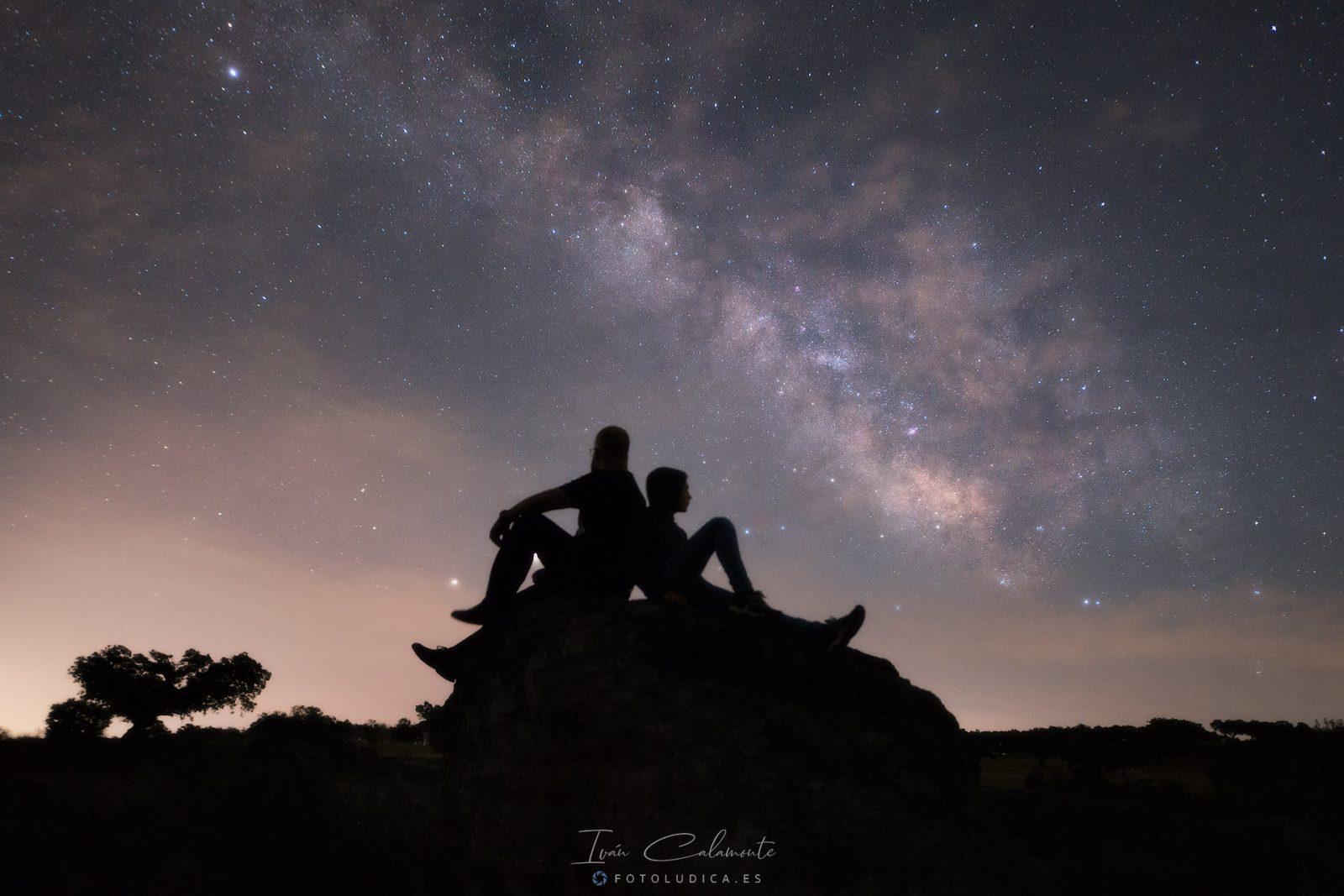 Entre Nubes y Estrellas